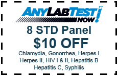 std testing Coupon